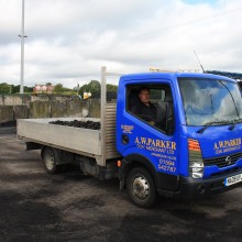Gallery Image - A W Parker Coal Merchants Ltd